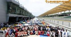 ไอ-โมบายร่วมเปิดฉากสุดอลัง Supercar Thailand 2012