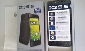 REVIEW i-mobile IQ5.5
