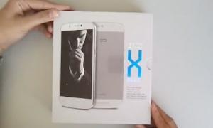 รีวิวแกะกล่อง i-mobile IQX BLIZ