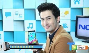 รีวิว i-mobile IQX OCTO ากรายการ T-Tech