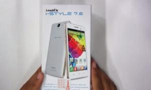 Review I-style7.6 พร้อม Sim i-mobile3GX