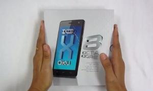 Review IQX OKU พร้อม Sim i-mobile3GX