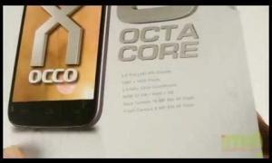 แกะกล่อง i-mobile IQX OCCO
