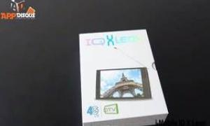 แกะกล่องรีวิว i-mobile IQ X Leon