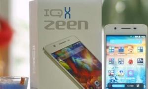 รีวิว IQ X Zeen สีสวยสะใจด้วยจอ Super Amoled