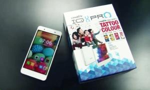 แกะกล่อง i-mobile IQX PRO 5.0 นิ้ว Super AMOLED