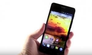 Review จัดเต็ม i-mobile IQ 5.8 DTV