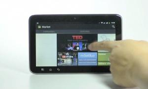 Review i-mobile i-note S