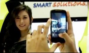 i-mobile TV Scoop งาน ITC Expo 2012